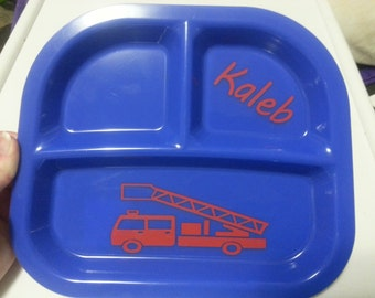 Toddler Divided Plate