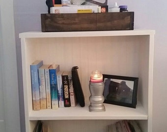 Beadboard Book Shelf- Shipping Only