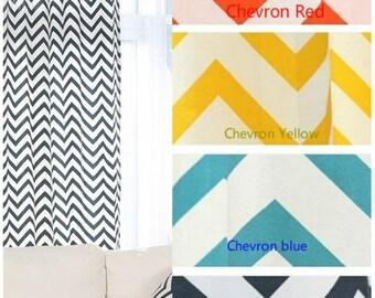 Chevron curtains – Etsy UK