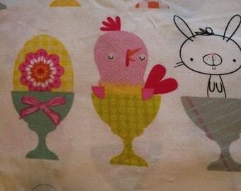 Cute easter egg print