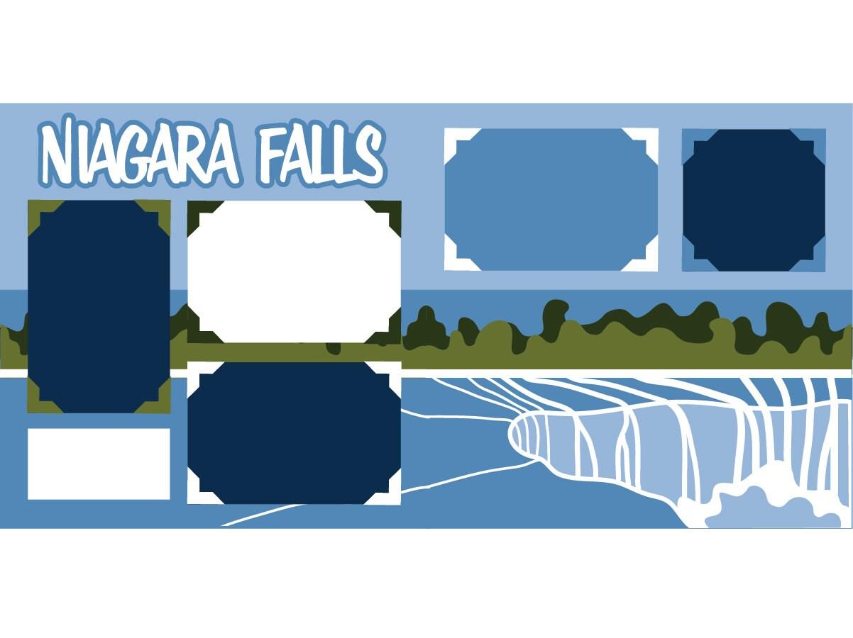 Scrapbook ideas niagara falls - Niagara Falls
