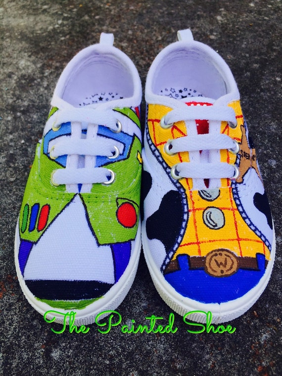 painted shoes disney painted shoes story painted shoes