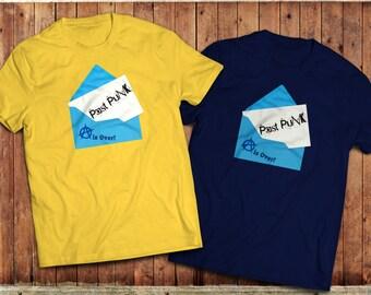 Post Punk T-Shirt, Music culture, pop music genre, Punk Rock, new wave