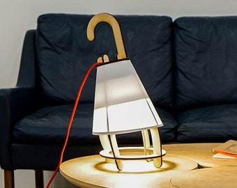 Flâneuse de Paname - Portable lamp Les A's