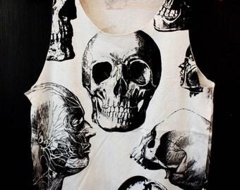 Skull Tanktop Graphic shirt Skull shirt