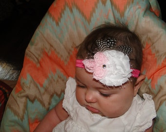 Pink Little Lady Headband