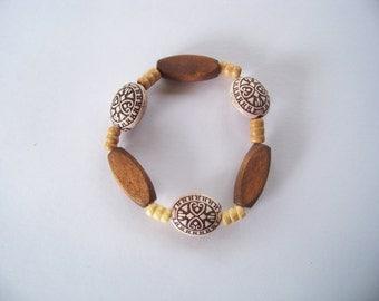 Circles of Life stretch bracelet