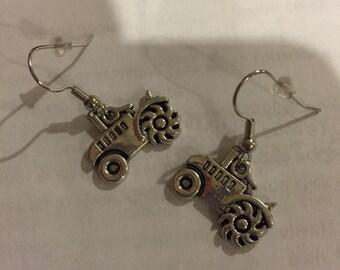Tractor Earrings - O7