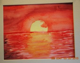 Sunset Dream Land