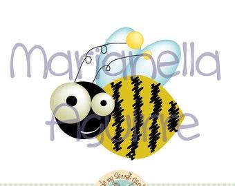 BUSY BEE. cross stitch pattern
