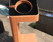 Zen Wood Apple Watch Stand for Charging the 38mm and 42mm Apple Watch - Free Shipping
