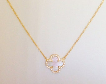 Mother of Pearl Clover