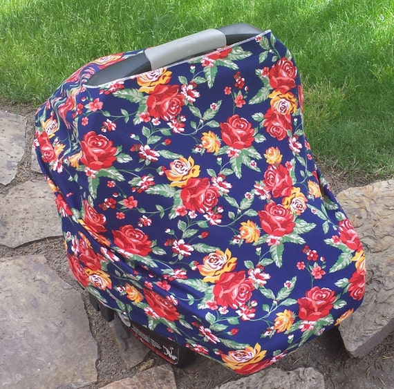 car seat cover floral fitted car seat by solchancover on etsy. Black Bedroom Furniture Sets. Home Design Ideas