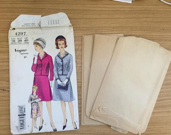 Vogue Pattern Original no 4297
