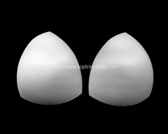 Bra cup Triangle shapl