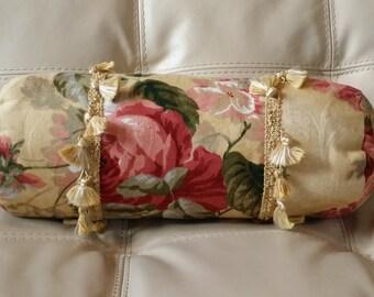 Handmade Decorative Roll Pillow