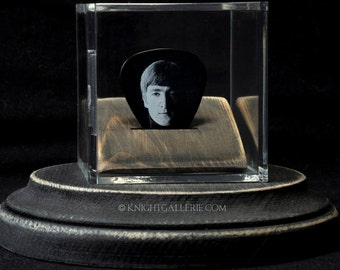 John Lennon Commemorative Guitar Pick