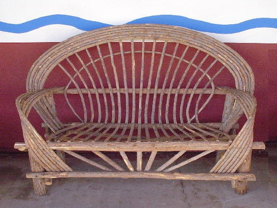 Western Furniture Colorado River Willow Furniture by FancyWillow