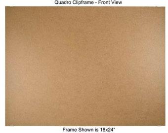 24x36 inch clip frames