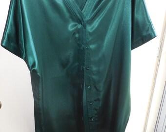 Dark Green Lingerie, sleepwear or loungewear