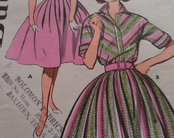 Butterick Pattern No. 9720 Size 14