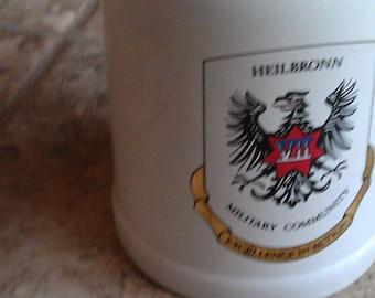 Heilbronn Military Community Mug - Stein