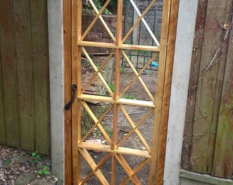 Classic Wooden Garden Gate