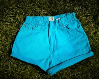 ON SALE Vintage High Waisted Shorts