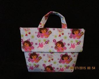 Dora The Explorer Bible Bag