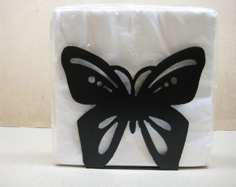 Butterfly Napkin Holder Letter Holder
