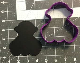 Baby 102 Cookie Cutter