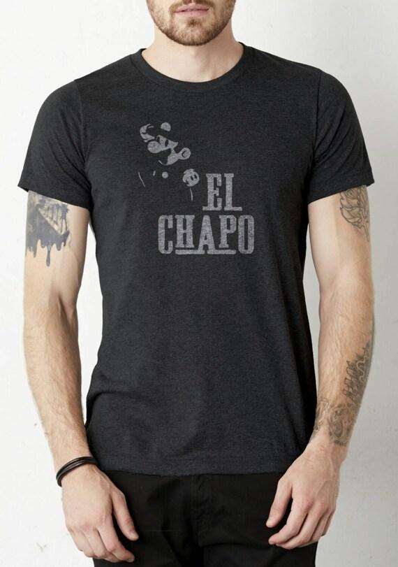 El chapo guzman mario bros t shirt top shirt by for Chapo guzman shirt brand