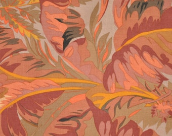 One Yard of Phillip Jacobs Tropical 100% Cotton Quilt Fabric LAST ONE!