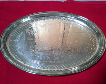 Gorham SilverPlate Platter
