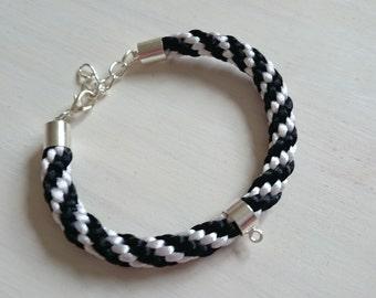 Kumihimo Braid Bracelet