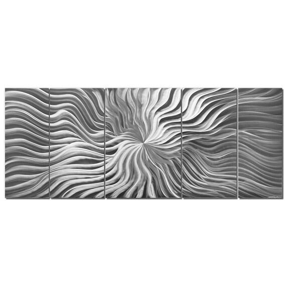Metal Wall Sculpture 39 Flexure 39 Original Metal Art Abstract