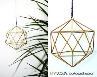 Handmade Icosahedron