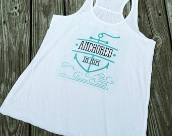 Anchored in Him--Tank