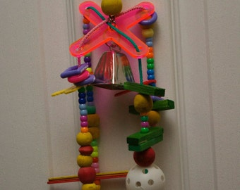 Crisscross Bead Toy!