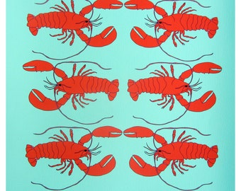 Lobster Giclee Print