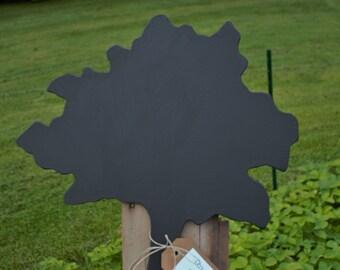 Handmade Chalkboard Tree