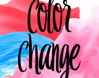 Color Change