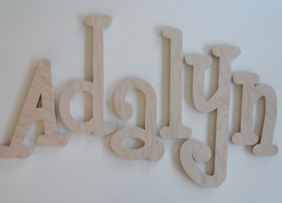 unfinished wood letters unfinished wooden letters4567 25367