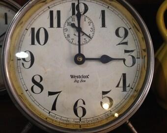 Vintage Big Ben by Westclox Alarm Clock
