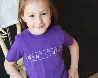 Genius - Chemistry T-shirt