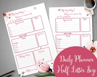 Custom Planner for Anita1