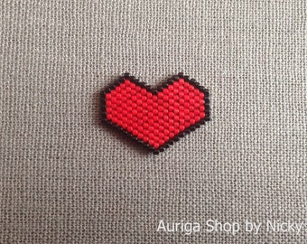 Almaaz Heart Pendant WITHOUT CHAIN