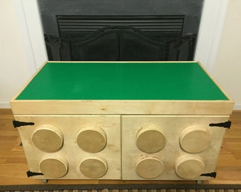 Custom Made Lego Compatible Table