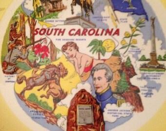 South Carolina State Plate :1/2 off sale!