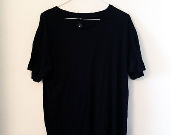 Distressed vintage t-shirt (L)